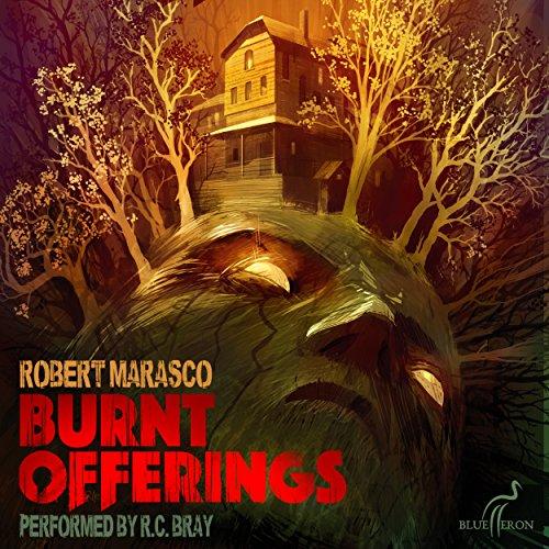 Burnt Offerings: Valancourt 20th Century Classics cover