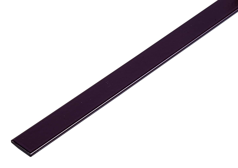 1150 x 14,5 x 1,5 mm dark berry GAH-Alberts 434236 Trendfarbe Flachstange