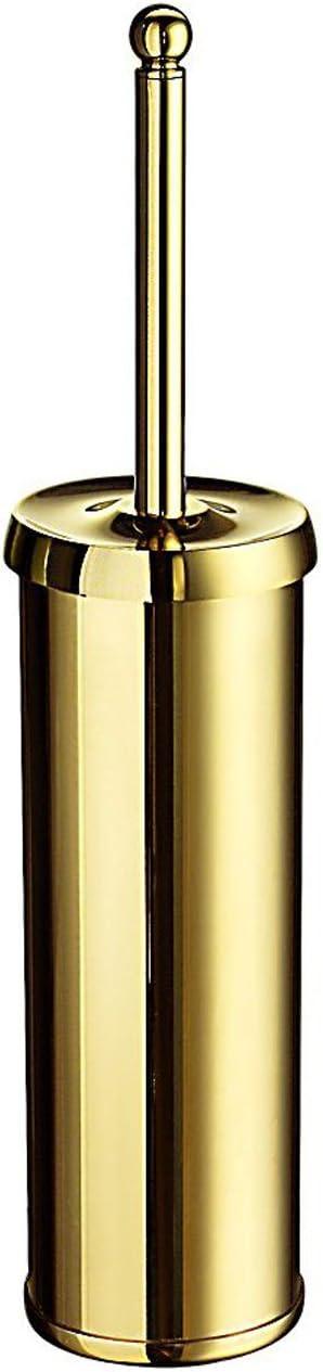 Smedbo SME V233 Toilet Brush Free Standing Polished Brass SME/_V233
