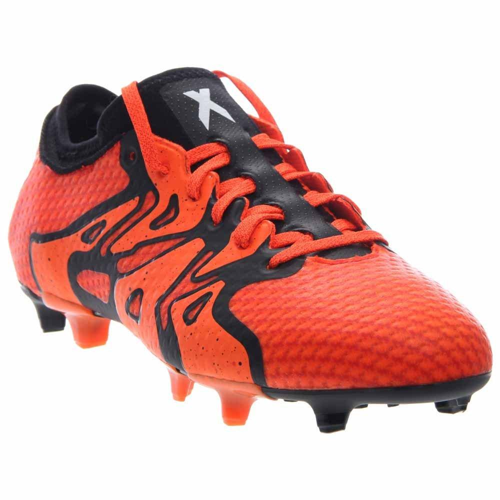 c9e368052 Amazon.com   adidas X 15.1 Primeknit FG/AG - solar orange/black/bold orange  10   Shoes