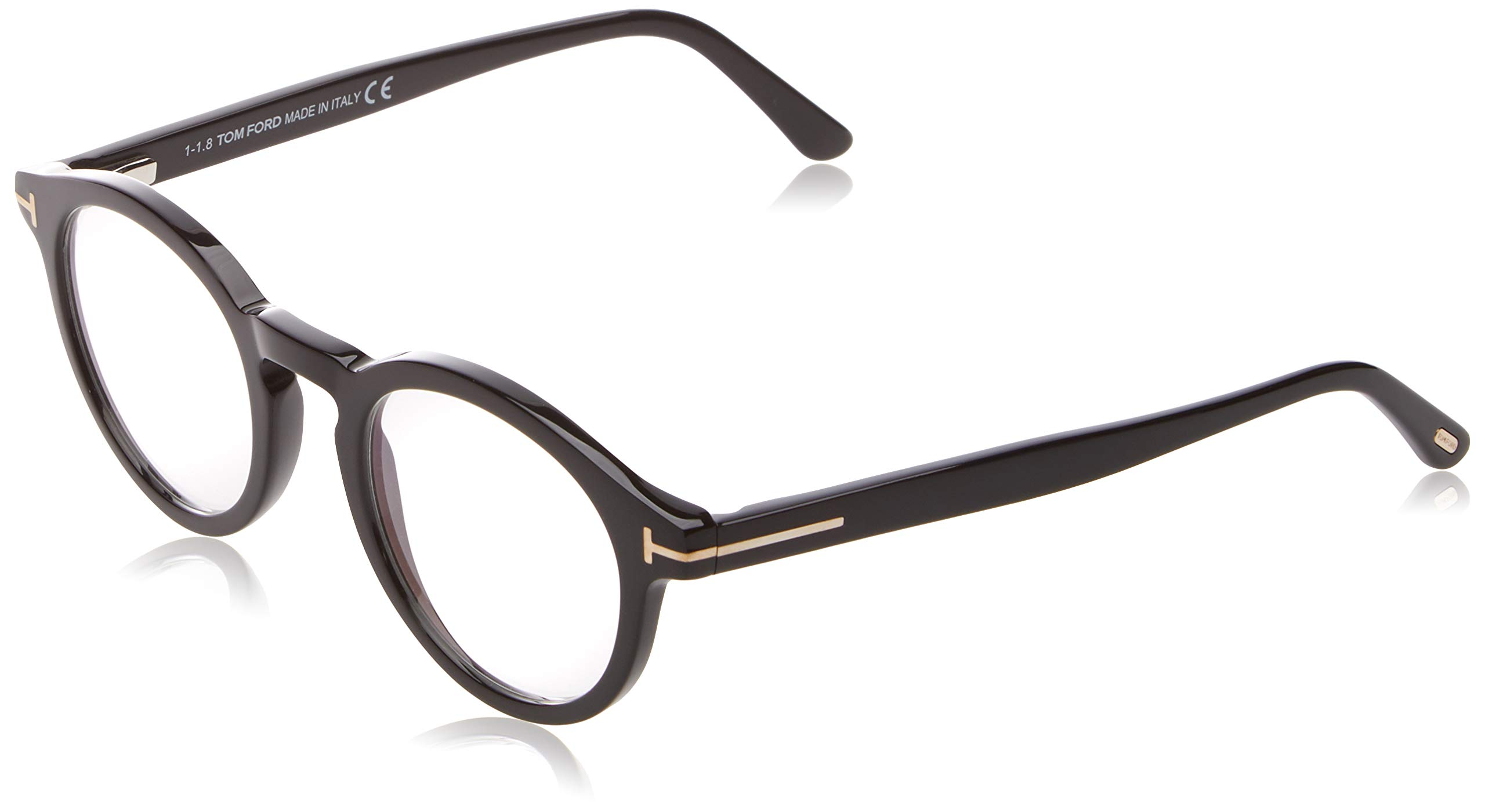 Eyeglasses Tom Ford FT 5529 -B 001 shiny black