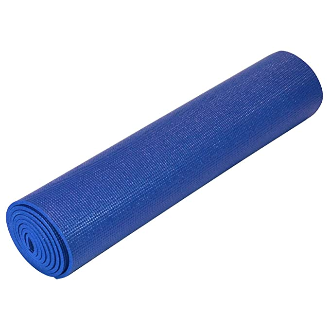 Yoga Direct - Esterilla, talla XL azul azul: Amazon.es ...