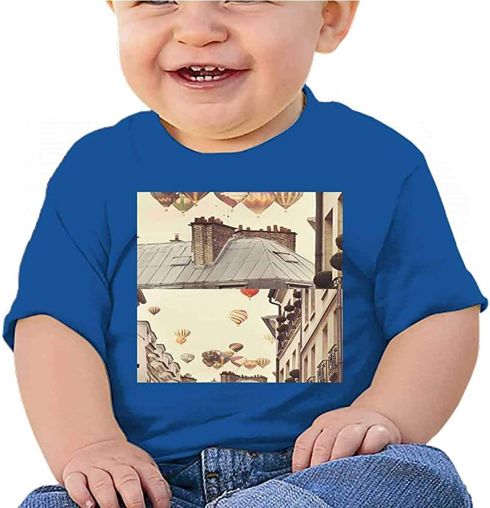 Graphic Tee T-Shirt Family Dance for Boy Girl Ancient Architecture 15 World Famous Architecture