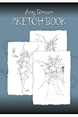 Amy Brown Sketch Book Paperback