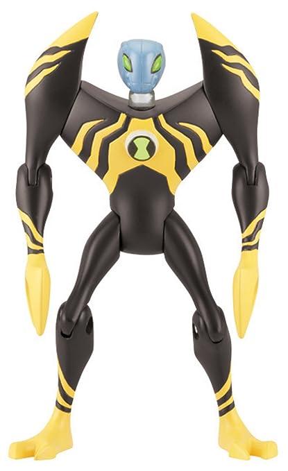 Ben 10 Lodestar 4quot Articulated Alien Figure