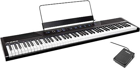 Alesis Concert Piano digital de 88 teclas: Amazon.es ...
