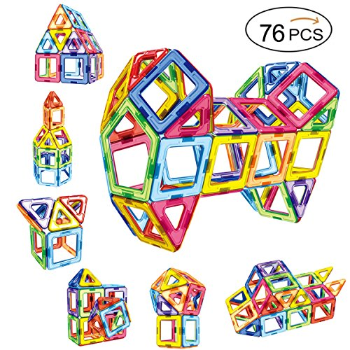 Magnetic Building Blocks Construction Set Toys and Educational Stacking Toys for Adults (Construction Block)