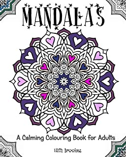 Mandala Colouring Books For Adults Designs And Patterns