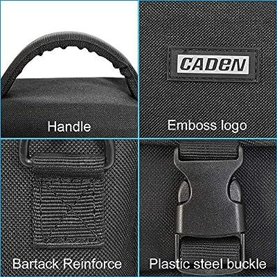 CADeN Bolsa Bandolera Camara Reflex: Amazon.es: Electrónica