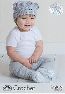 DMC Baby Lace Effect Shawl crochet pattern: Amazon co uk