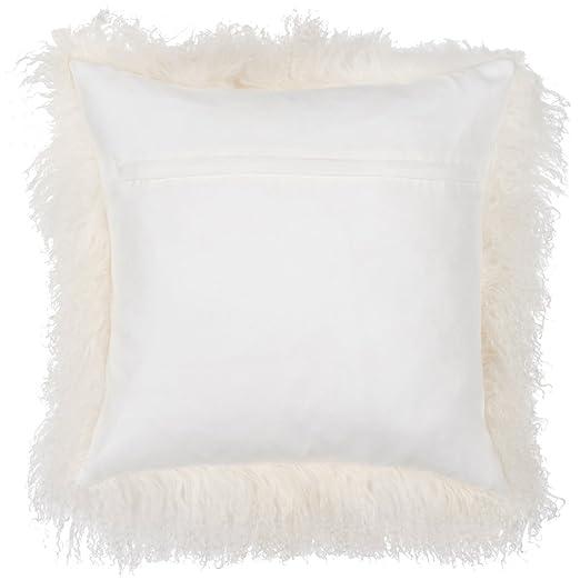 Amazon.com: SLPR - Funda de almohada decorativa de piel de ...