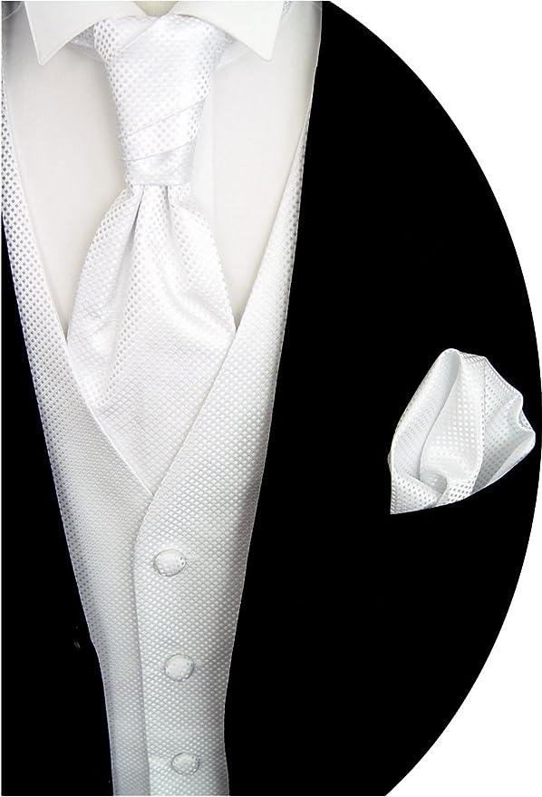 BEYTNUR - Chaleco de boda Blanco blanco: Amazon.es: Ropa y accesorios