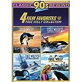 4 Film Favorites: Free Willy 1-4 4FF