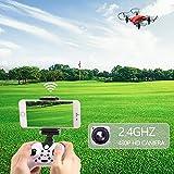 Nano Mini RC Portable Pocket Foldable Stunt Drone
