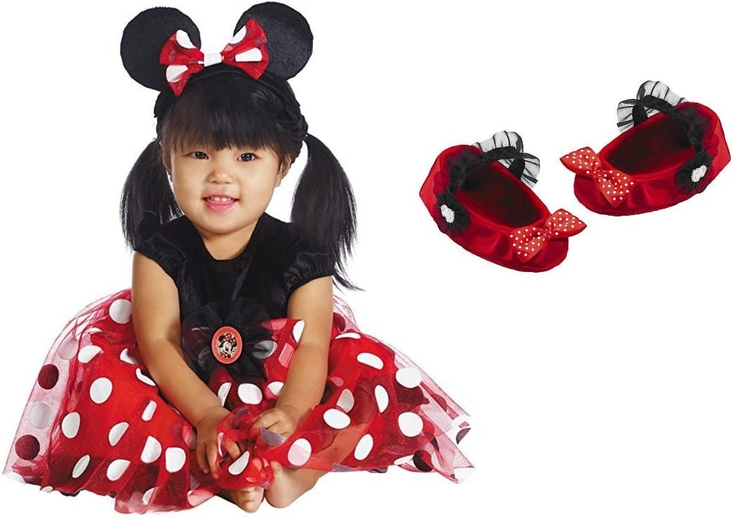 My First Disney Minnie Ratón Halloween Disfraz: Amazon.es: Hogar