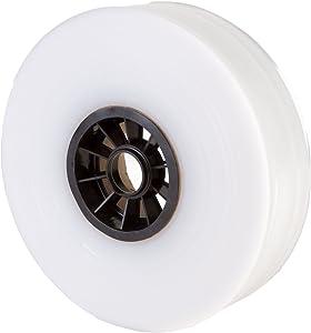 """Hudson Exchange LDPE Poly Tubing, Mini Roll, 2"""" W x 1000' L, 2 Mil"""
