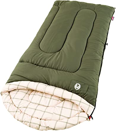 Coleman Calgary Cold-Weather Scoop Sleeping Bag