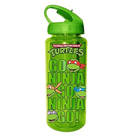 Botella de Agua Vamos Ninja Vamos Ninja Las Tortugas Ninja ...