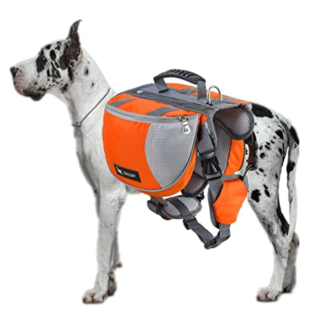 Sillines para perros con arnés para mochila, para perros pequeños ...