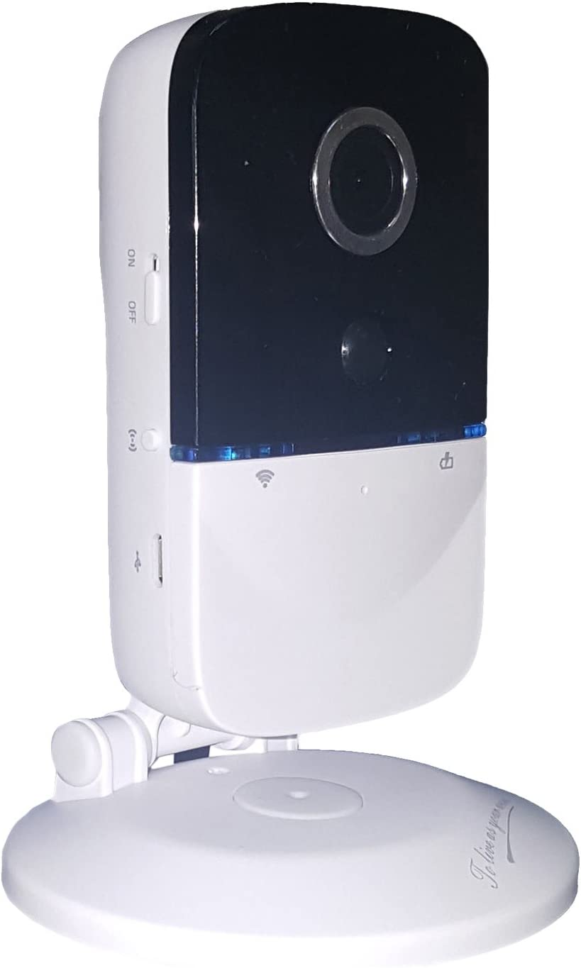 Freecam Cube Camera Battery, HD Wi-Fi Indoor Security Camera with Two Way Audio, White (C330) 61zqkWVBKcLSL1468_