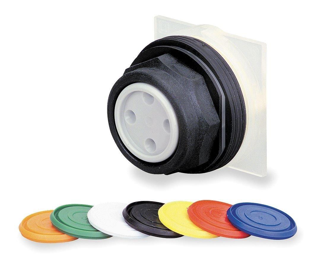 SCHNEIDER ELECTRIC 9001SKR1U Non-Illum Push Button Operator,Universal