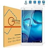 "Huawei MediaPad M3 8.4 Protector de Pantalla,VIFLYKOO 9H Dureza Cristal Templado Vidrio Templado Ultra Delgado Shatterproof Tempered Glass Screen Protector para Huawei MediaPad M3 8.4 - Tablet de 8.4"""
