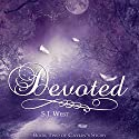 Devoted: Caylin's Story, Book 2 Audiobook by S. J. West Narrated by Brittany Pressley