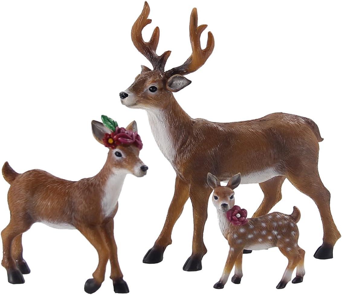 Vintage Woodland Baby Deer Rustic Personalised Baby Shower Bunting