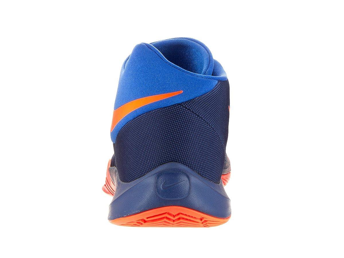 Nike Herren Herren Nike Zoom Hyperquickness 2015 Basketballschuhe, Größe b2f6f6