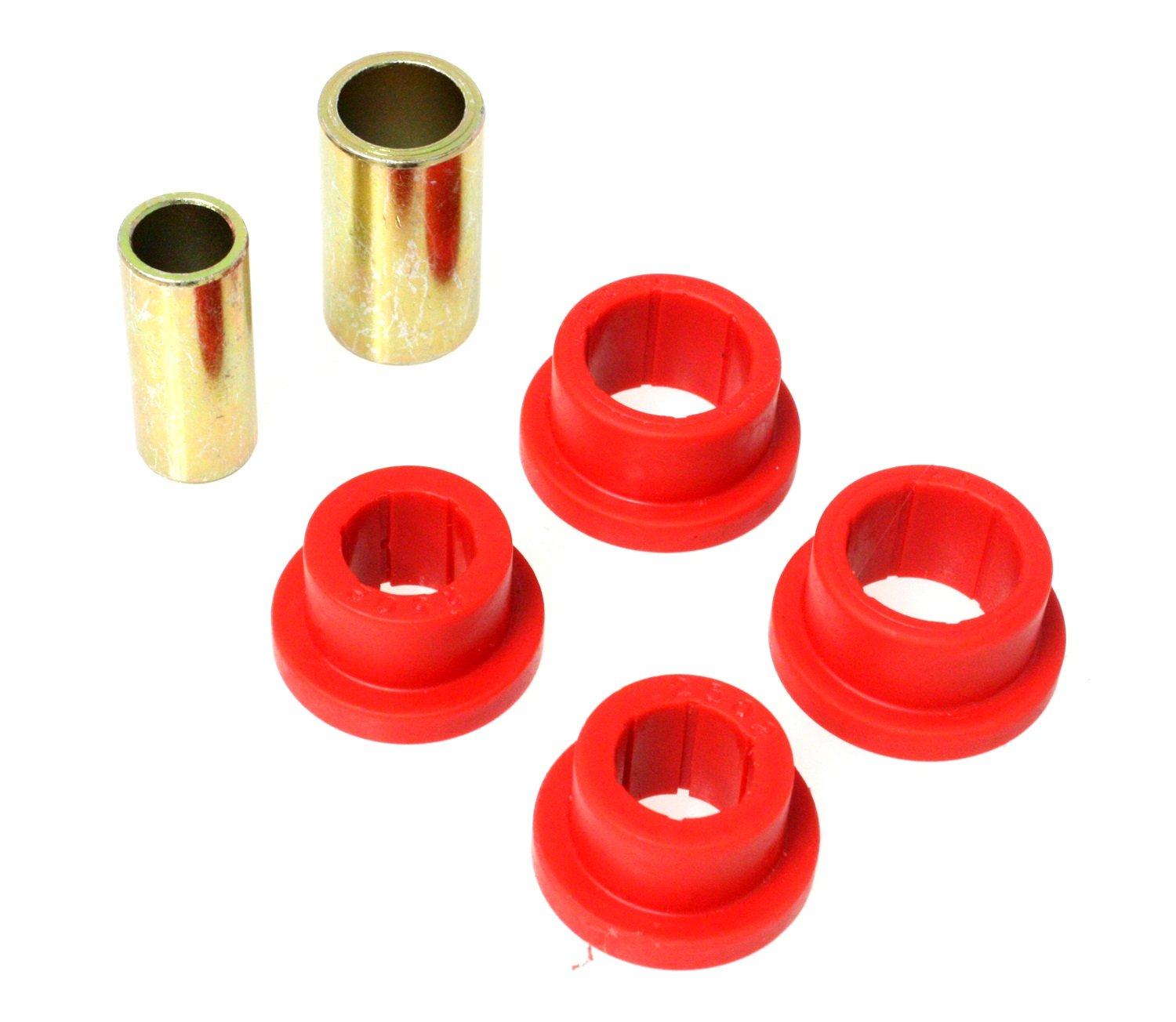Energy Suspension 4.7108R Track Arm Bushing Set for Ford
