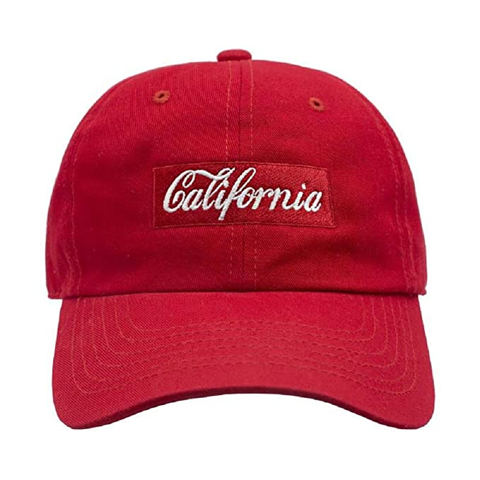 Image Unavailable. Image not available for. Color  Nissi California Dad Hat e1d54ad31ff