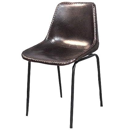 Amazing Amazon Com Texandecor Industrial Vintage Retro Genuine Dailytribune Chair Design For Home Dailytribuneorg