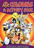 Looney Tunes Coloring & Activity Book