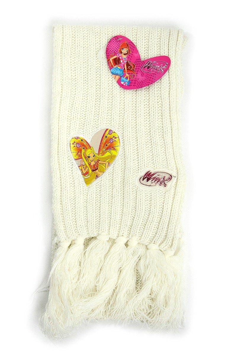 Sciarpa WINX a maglia larga con frangia
