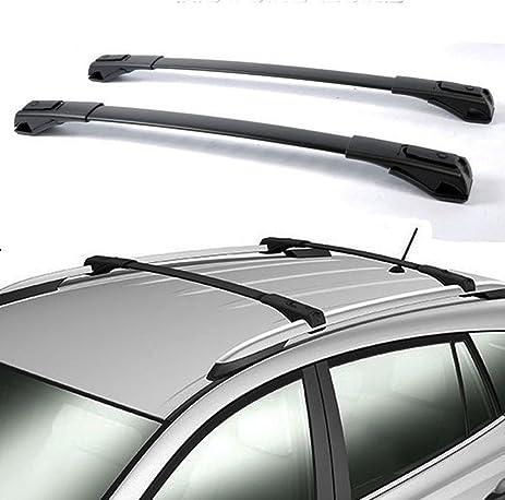Nova For 13 14 15 16 17 Toyota RAV4 Black OE Style Roof Rack Cross Bars