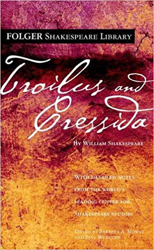troilus and cressida synopsis