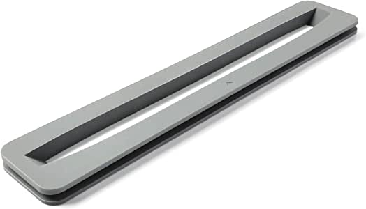 """Twelve South BookArc for MacBook Silver Insert C for 12"""" MacBook (fits Newest Version of BookArc only)"""