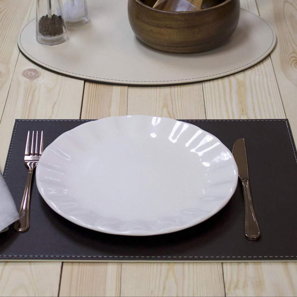 /Set de table/ /40/x 30/cm/ FreeForm Lot de 2/ /Ivoire//ffpm1703/Marine