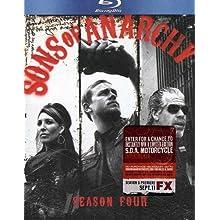 Sons of Anarchy: Season 4 [Blu-ray] (2011)