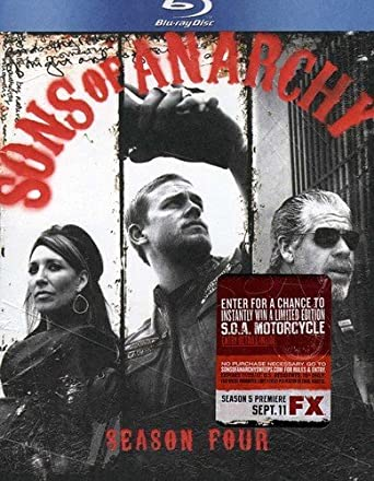 Sons Of Anarchy Seasons 1-3 Complete 100 Card Base Set