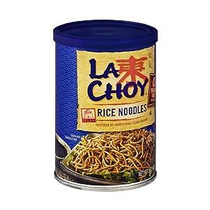La Choy Rice Noodle Oriental Food Product, 3 oz