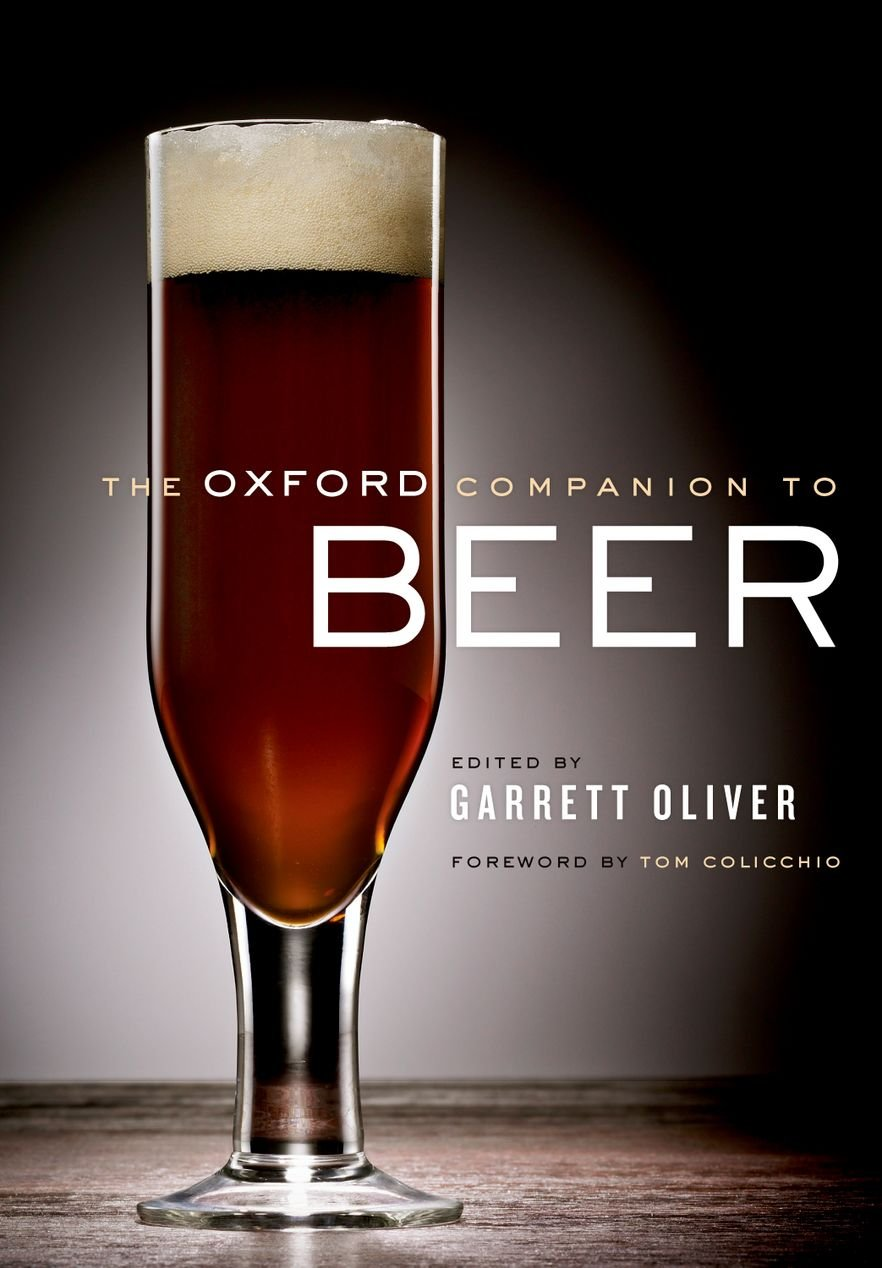 Oxford Companion Beer Hardcover