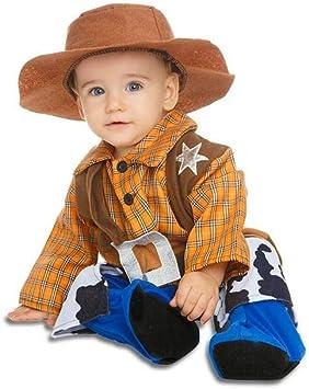 DISBACANAL Disfraz Billy el Niño para bebé - -, 1-2 años: Amazon ...