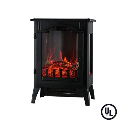 Amazon Com Ainfox Electric Fireplace Heater 1500w Free Standing
