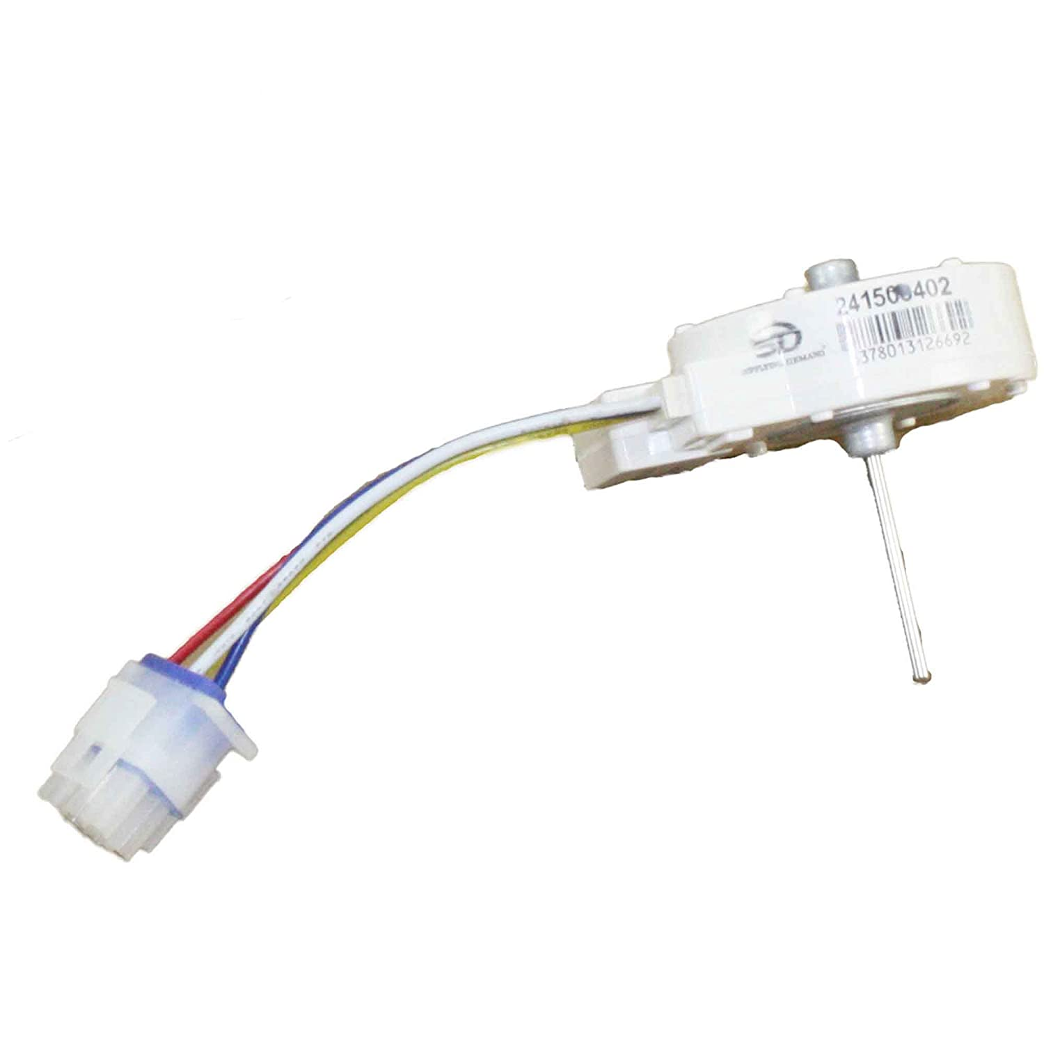 Supplying Demand 241509402 Refrigerator Evaporator Fan Motor For Frigidaire
