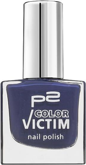 P2 Color Victim nailpolish esmalte de uñas 541 Night Out, 3 Pack (3 x 8 ml): Amazon.es: Belleza