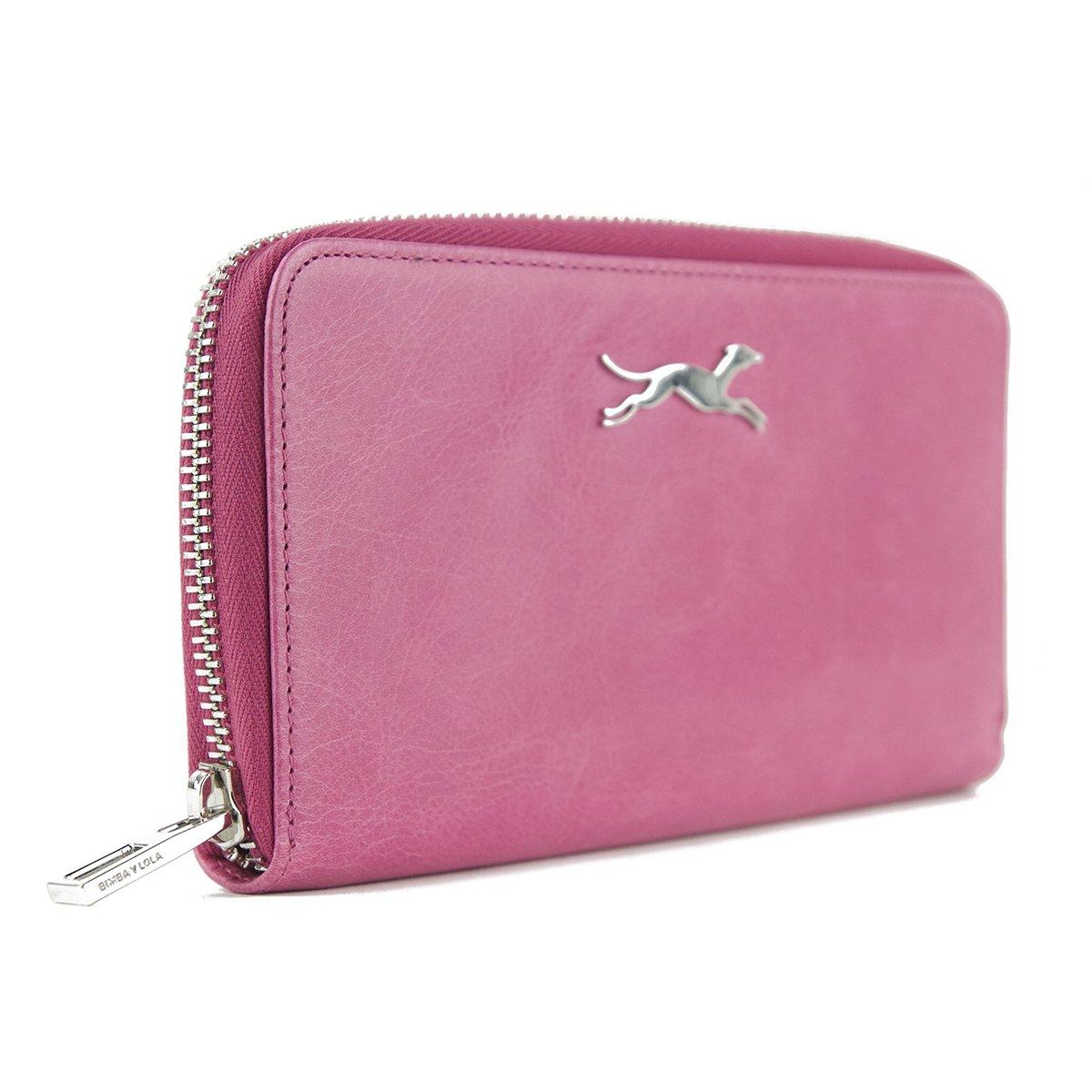 Bimba & Lola - Cartera para mujer, color rosa: Amazon.es: Zapatos y complementos