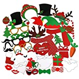 DescriptionWant to liven up Christmas party, or any occasion where group photos will be taken? Just bring out this huge grab bag of novelty props and have everyone choose a silly accessory or two, then let them mug for the camera. Christmas, ...