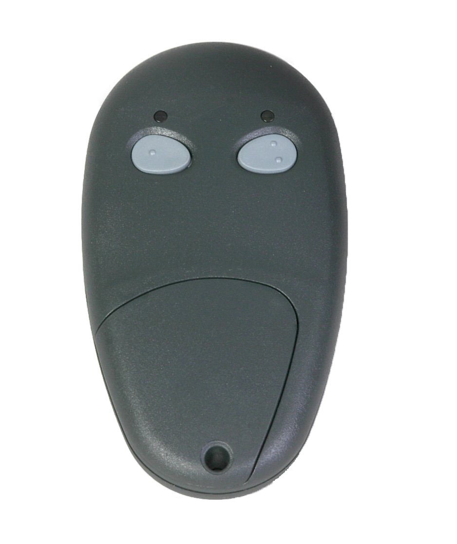 USAutomatic 030213 2 Two Button Transmitter Remote for Sentry Gate Operators 2 Pack
