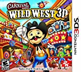 Carnival Games Wild West 3D - Nintendo 3DS